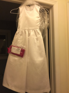 "New ""Dessy Girl"" Flower Girl Dress"