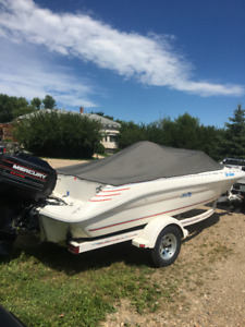 18 ft 94 Searay Boat For Sale