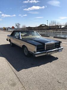 1983 Lincoln Mark VI Continental all Original 26,400 MILES