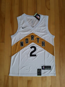 Kawhi Leonard Nike City Edition NBA Jersey