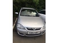 Vauxhall Corsa Design ****£550**** open to sensible offers