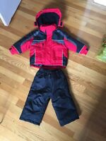 Boys 2 pc snowsuit -new!
