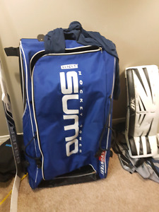GRIT SUMO 40 GOALIE LOCKER