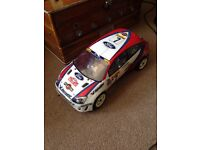 Kyosho Ford Focus Mk1 Like New