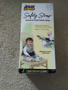brand new - never used - Safety Strap by jolly jumper