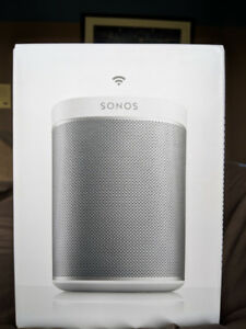 Brand New Sonos Play 1 - White