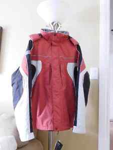Men's O'Neill Explore Winter Jacket Brand New with Tags XL