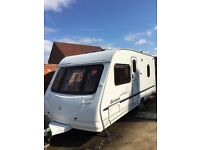 4 Berth Sterling Europa 490 caravan 2006