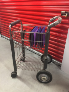 Steel Mail File Cart / Trolly - 3 Available