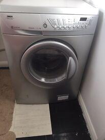Washing machine with tumble dryer ZANUSSI