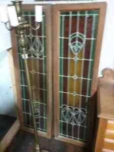 Stained glass, windows, sideboards 600 booths to explore