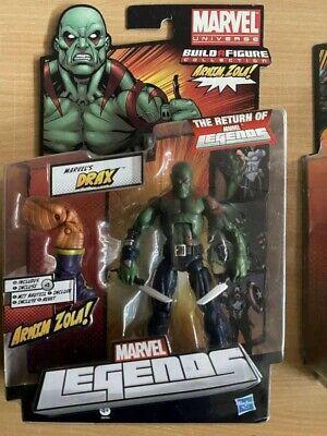 Marvel Legends (Arnim Zola Series) Marvel's Drax