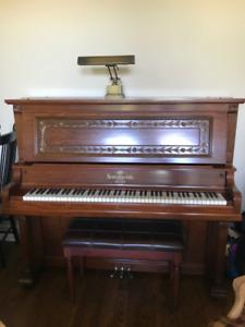 Heintzman Vintage Upright Piano