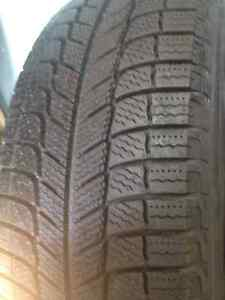 1 Single Michelin  winter tires 225/60/18