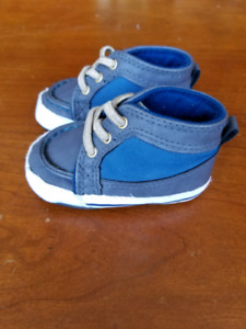 Carter's brand 0-3 month shoes