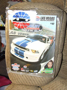NASCAR Program - Las Vegas Motor Speedway - NEW - $15.00