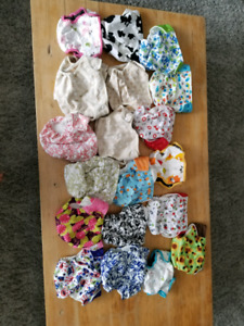 20 cloth pocket diapers - brand new never used