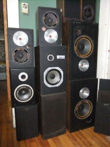 Sound Dynamic,  PSB and more speakers - real cheap!