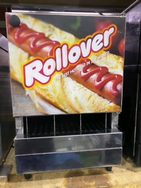 Hotdog roller