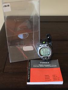 Montre cardiofréquencemètre Timex