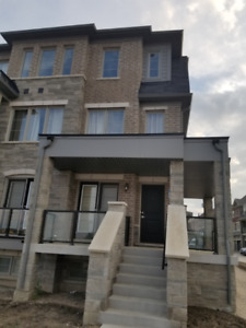 Brand New 3 Bedroom House For Lease in Brampton
