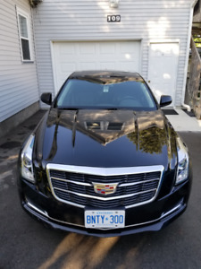 AWD Cadillac ATS Low KM Short term Lease Takeover