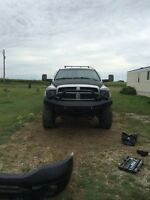Part out RAM 2006 5.9 CUMMINS