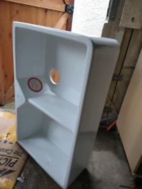 New Rangemaster Double Belfast Sink