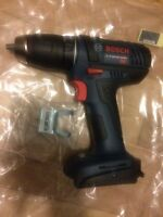 Bosch 18v drill / driver NEUF new - TOOL ONLY