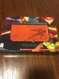 Nintendo 3DS XL Metroid Edition and 2DS Zelda Edition Both New