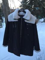 Manteau d'hiver Moose