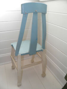 Funky Arts & Crafts Chair