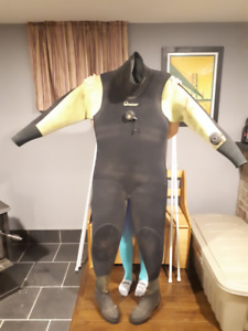 Neoprene Drysuit