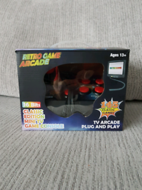 plug in tv retro game consoles