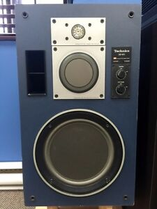 TECHNICS SB-M5 Speakers, excellent West Island Greater Montréal image 3
