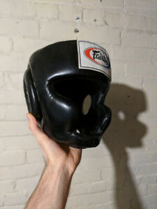 Fairtex Headgear for sale. Hardly used. East York. Toronto