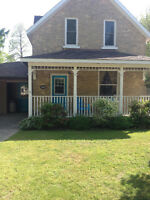 3 bedroom house in port elgin for rent -utilities included!