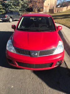 2009 Nissan Versa | Low KMS | Perfect Mechanical Condition