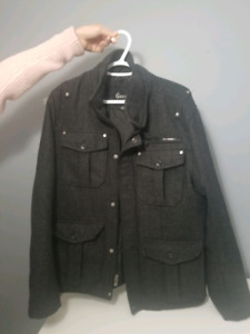 MEN'S LARGE CASUAL / DRESSY *GUESS* JACKET COAT
