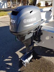 2014 Mirrorcraft 1615 Outfitter / 25 HP Yamaha London Ontario image 5