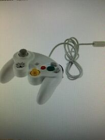 GameCube controller and 128mb Memory Card