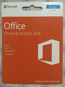 Office  Home&Student 2016