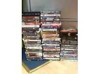 Massive DVDs collection