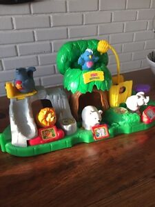 Fisher  price musical toy.