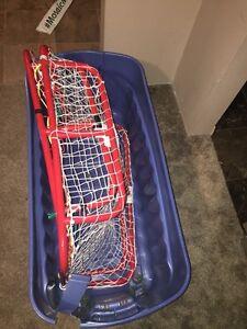 Mini Stick Hockey Set (great for kids)