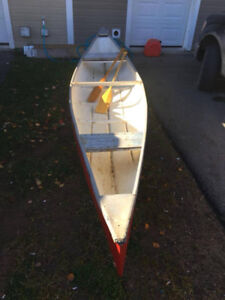 16 foot canoe $500 OBO text 902 322 3050