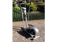 Body Sculpture BE6600 Dual action magnetic elliptical strider