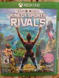 Kinect Sports Rivals ,4 games on one CD