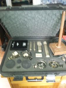 Apex SP2 tube mic kit.