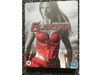 Elektra blu ray steelbook sealed